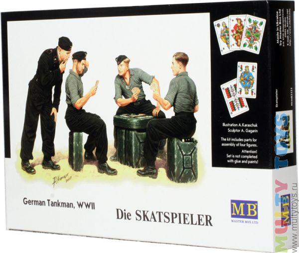 немецкая карточная игра